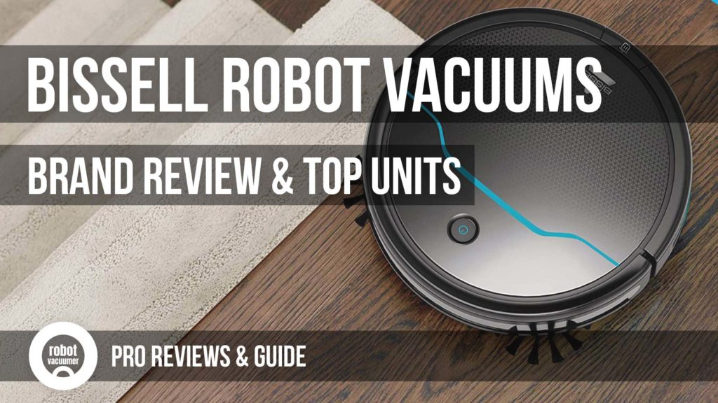 bissell robot vacuum reviews