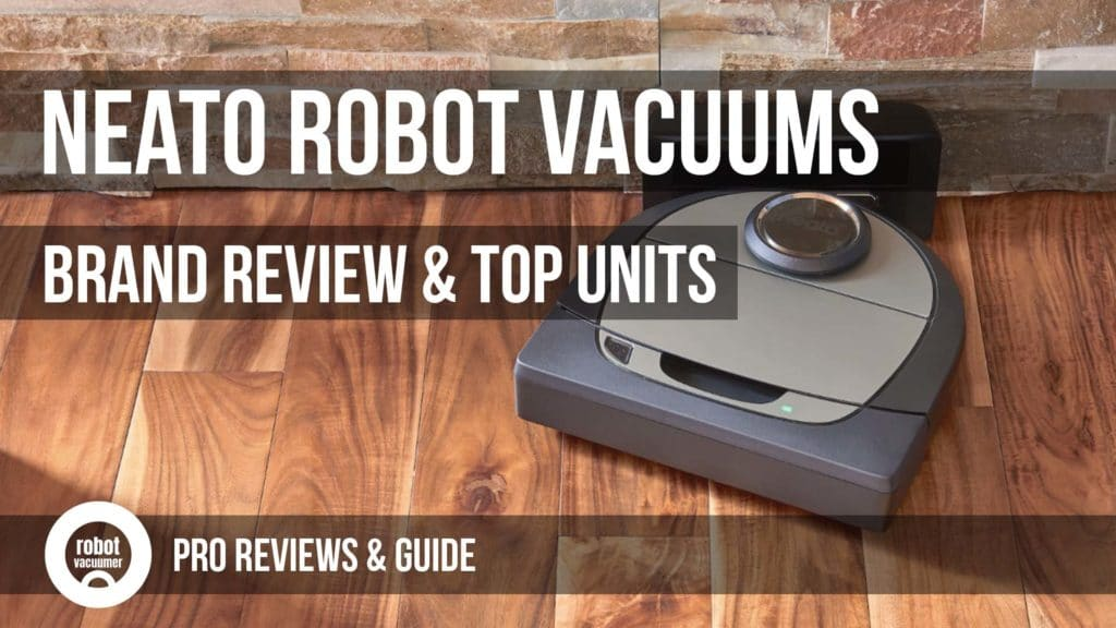 neato robot vacuum reviews