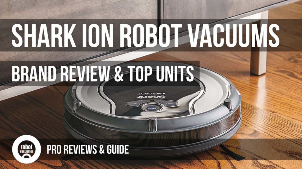 shark ion robot vacuum reviews